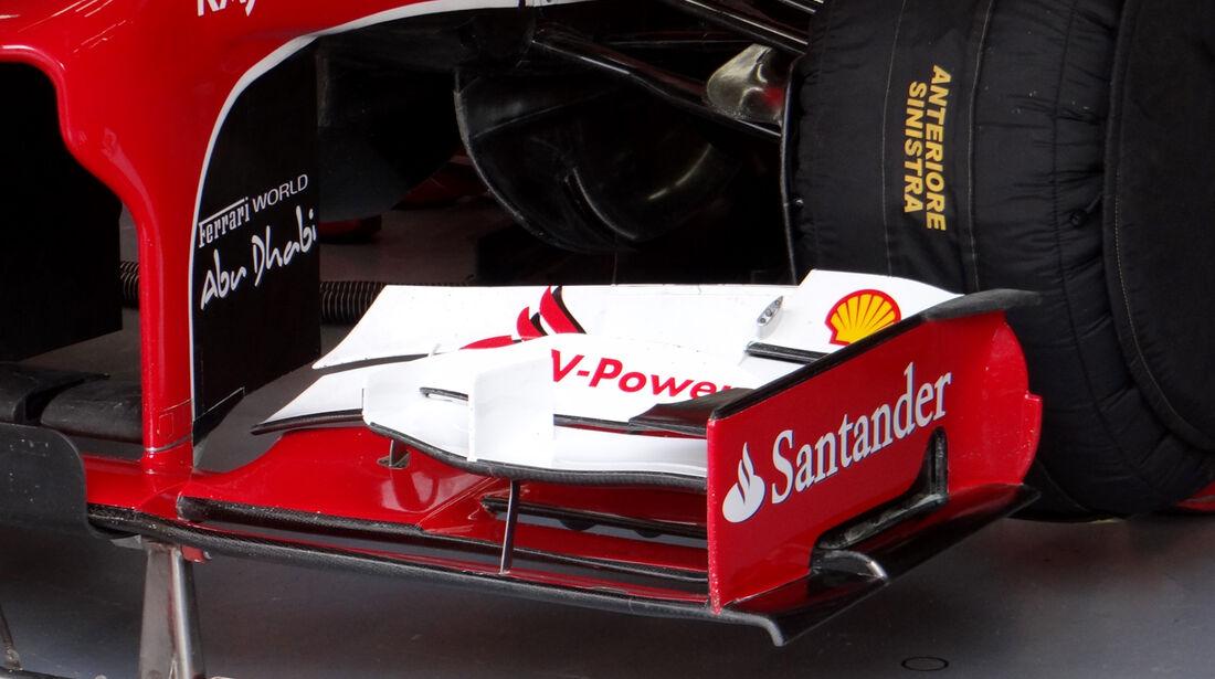 Ferrari - Formel 1 - GP Malaysia - 22. März 2013