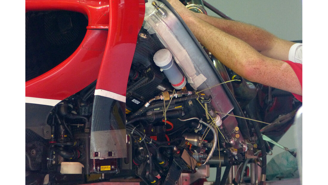 Ferrari - Formel 1 - GP Malaysia - 26. März 2014