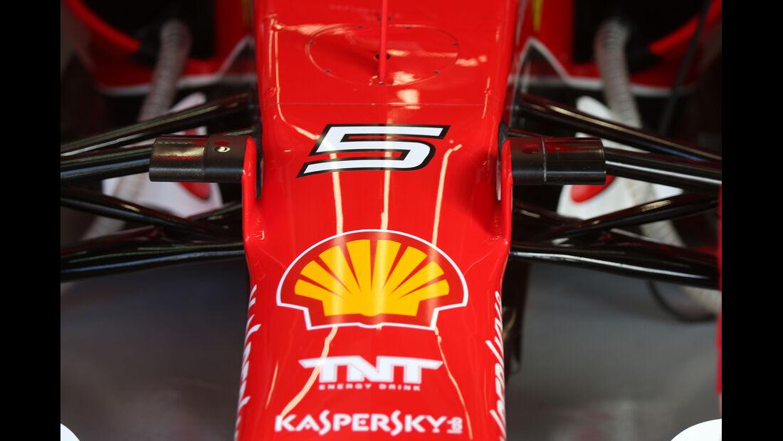 Ferrari - Formel 1 - GP Malaysia - 28. März 2015