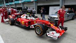 Malaysia-Spezialist Vettel