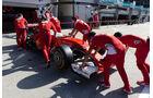 Ferrari -  Formel 1 - GP Malaysia - Freitag - 30.9.2016