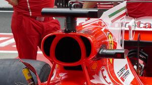 Ferrari - Formel 1 - GP Malaysia - Sepang - 28. September 2017