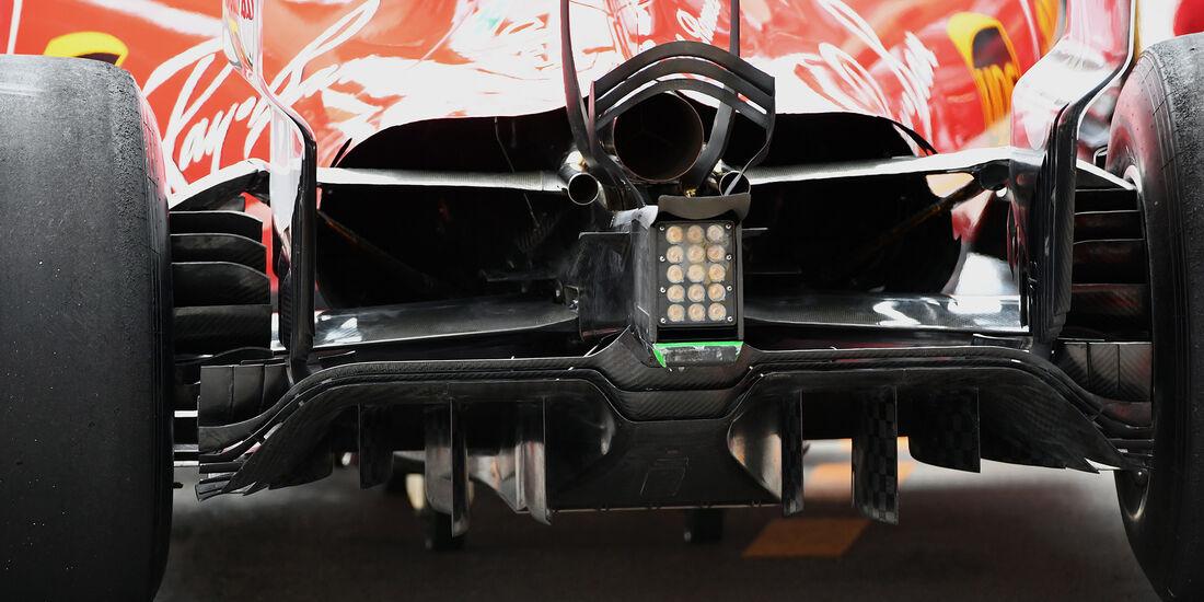 Ferrari - Formel 1 - GP Malaysia - Sepang - 30. September 2017