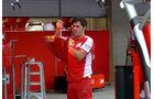 Ferrari - Formel 1 - GP Mexico - 28. Oktober 2015