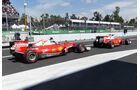 Ferrari - Formel 1 - GP Mexiko 2016