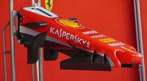 Ferrari - Formel 1 - GP Mexiko - 24. Oktober 2018