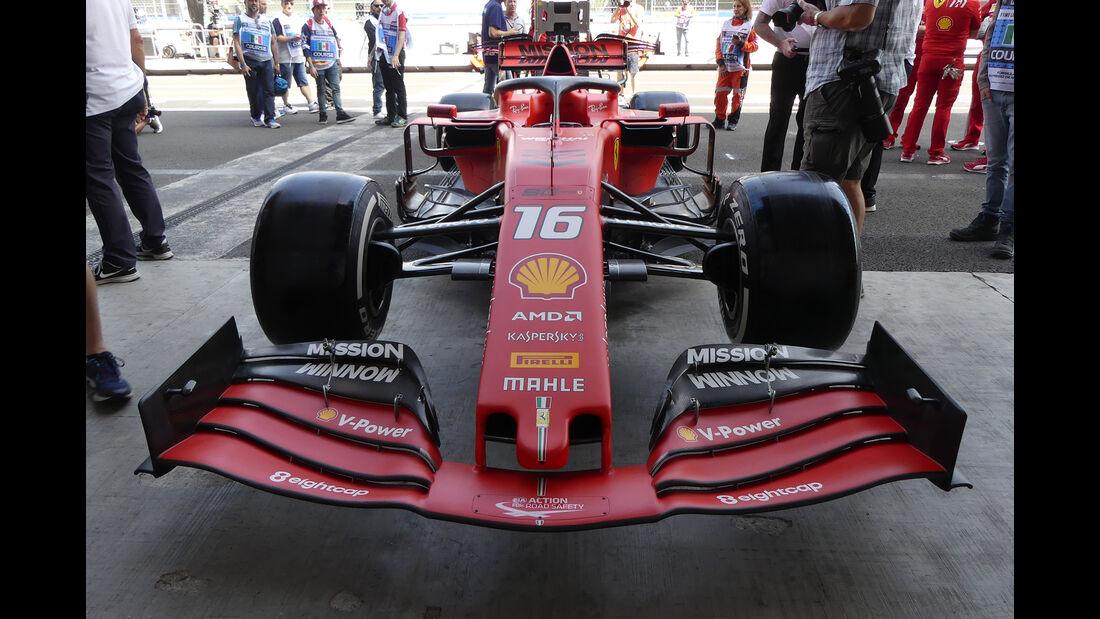 Ferrari - Formel 1 - GP Mexiko - 24. Oktober 2019