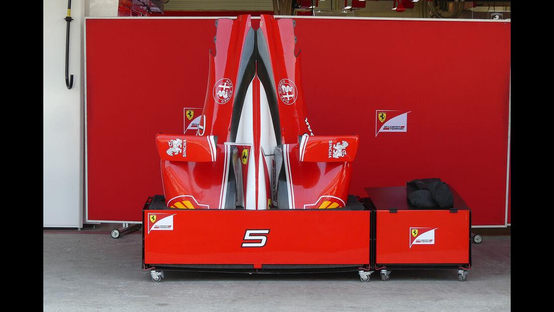 Ferrari - Formel 1 - GP Mexiko - 26. Oktober 2016