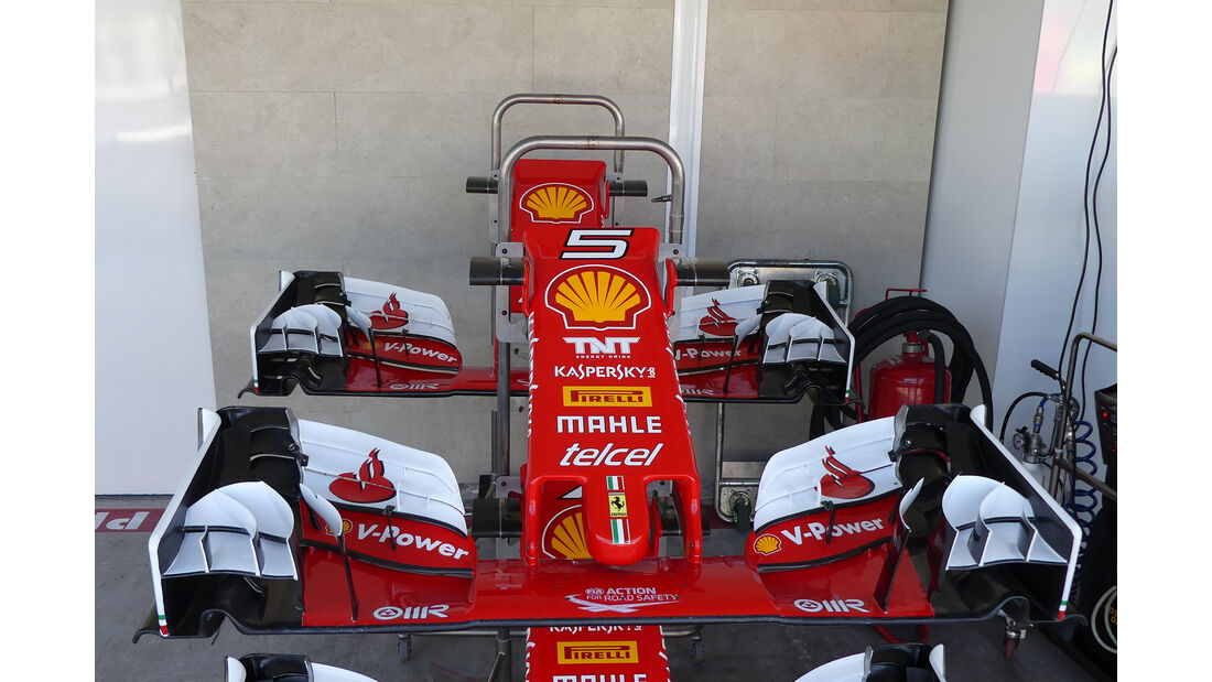 Ferrari - Formel 1 - GP Mexiko - 29. Oktober 2016
