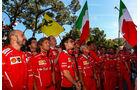 Ferrari - Formel 1 - GP Monaco 2017