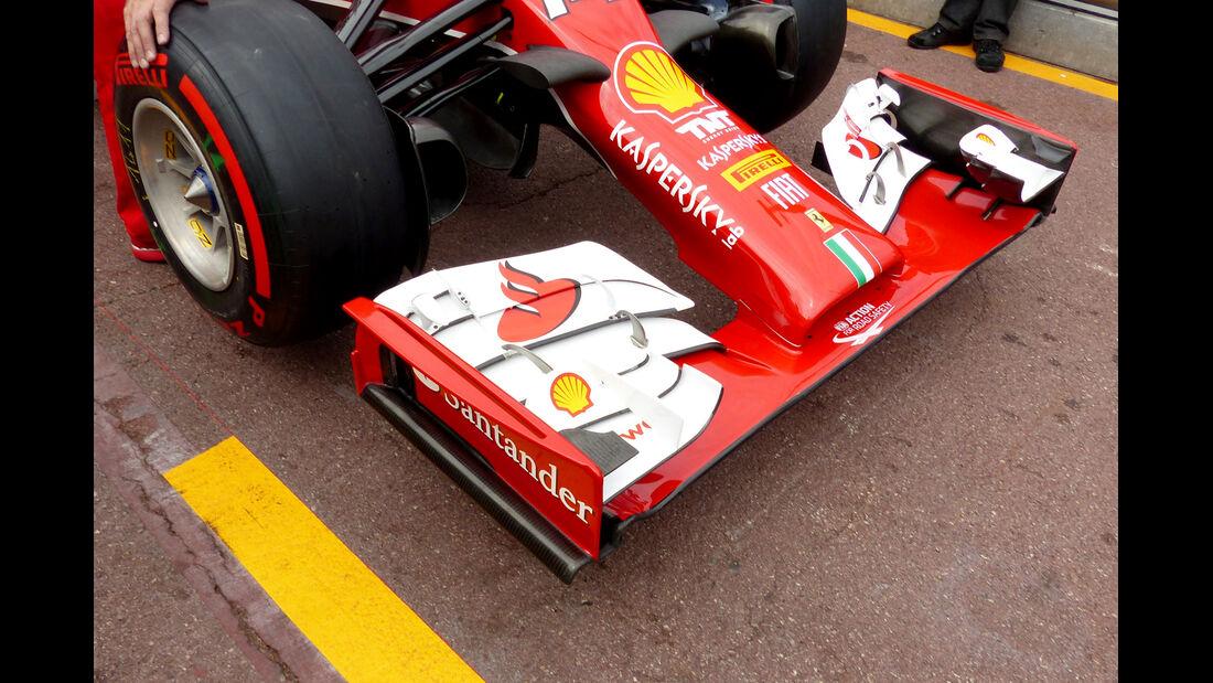Ferrari - Formel 1 - GP Monaco - 21. Mai 2014