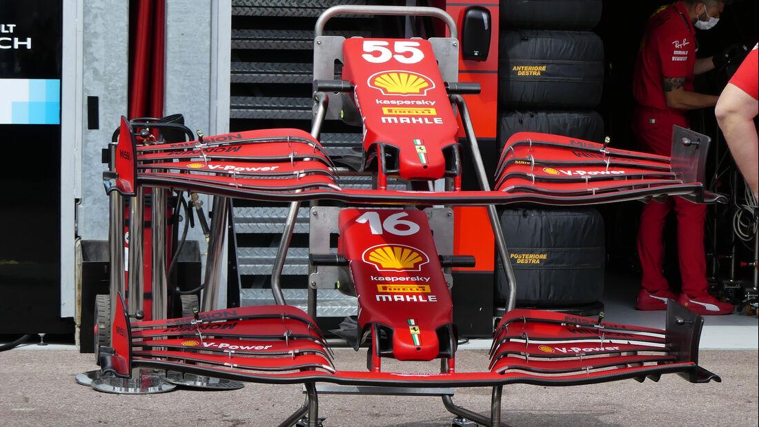 Ferrari - Formel 1 - GP Monaco - 22. Mai 2021