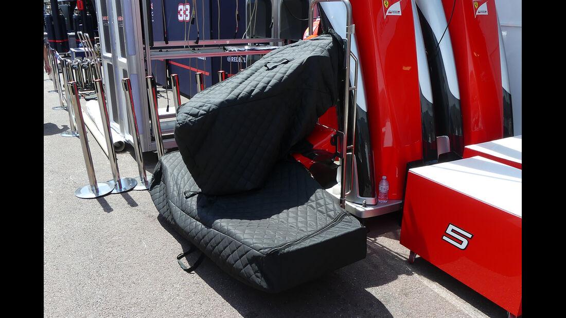 Ferrari - Formel 1 - GP Monaco - 23. Mai 2017