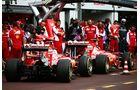 Ferrari  - Formel 1 - GP Monaco - Donnerstag - 21. Mai 2015