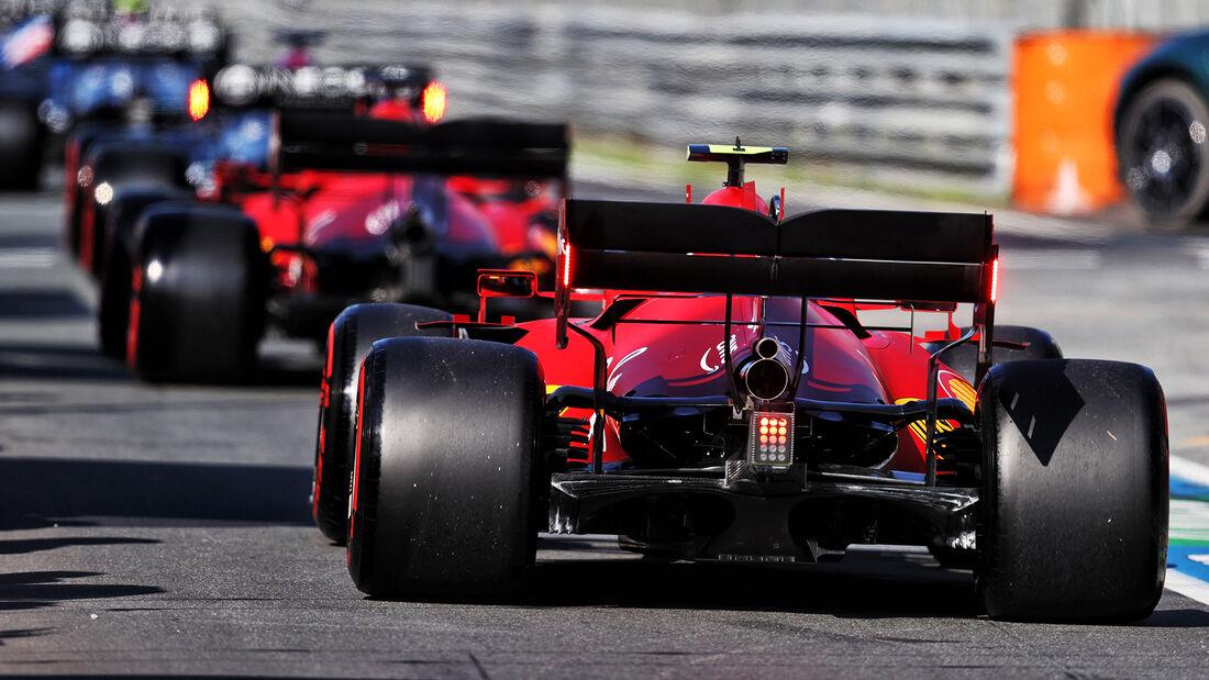 Ferrari - Formel 1 - GP Niederlande - Zandvoort - 2021