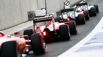 Ferrari - Formel 1 -  GP Österreich 2015