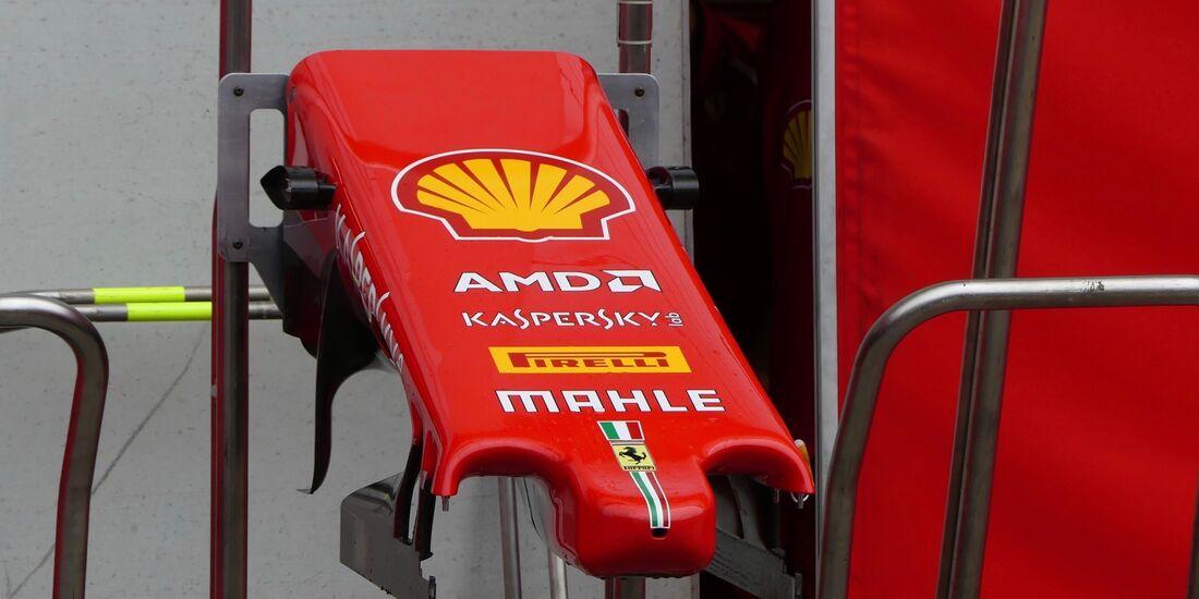 Ferrari - Formel 1 - GP Österreich - 28. Juni 2018