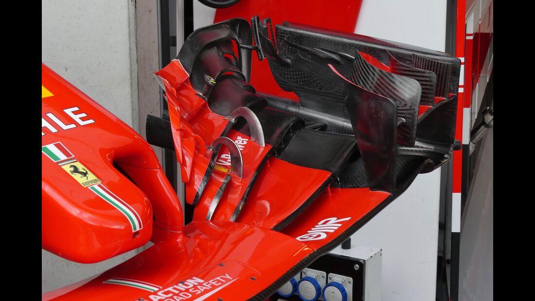 Ferrari - Formel 1 - GP Österreich - 30. Juni 2018