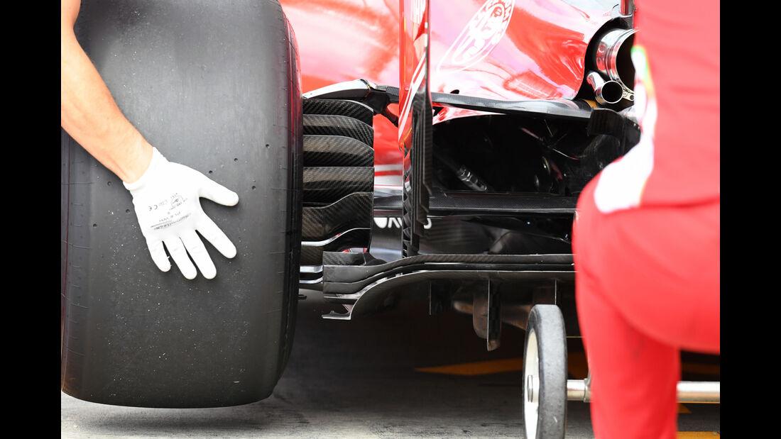 Ferrari - Formel 1 - GP Österreich - Spielberg - 1. Juli 2016