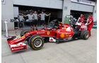 Ferrari - Formel 1 - GP Österreich - Spielberg - 19. Juni 2014