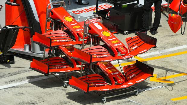 Ferrari - Formel 1 - GP Österreich - Spielberg - 2. Juli 2020