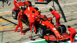 Ferrari - Formel 1 - GP Österreich - Steiermark - Spielberg - 9. Juli 2020