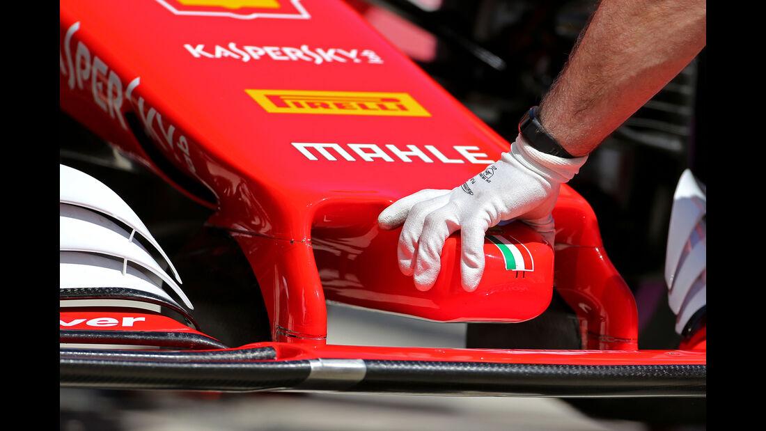 Ferrari - Formel 1 - GP Russland - Sotschi - 29. April 2017