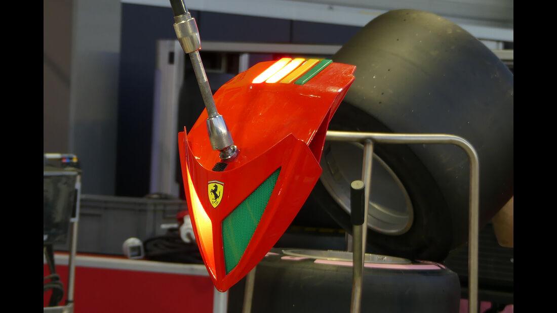 Ferrari - Formel 1 - GP Singapur - 12. September 2018