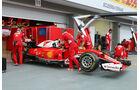 Ferrari - Formel 1 - GP Singapur - 14. September 2016