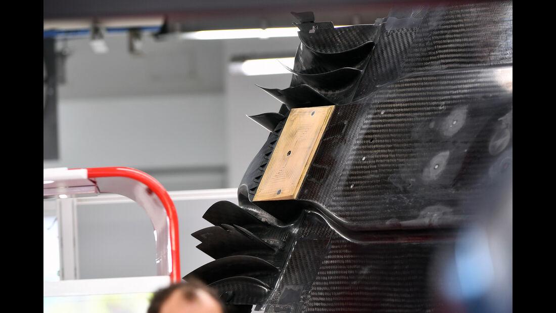 Ferrari - Formel 1 - GP Singapur - 14. September 2018