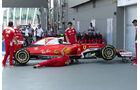 Ferrari - Formel 1 - GP Singapur - 15. Septemberg 2016