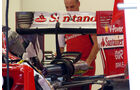 Ferrari - Formel 1 - GP Singapur - 18. September 2014