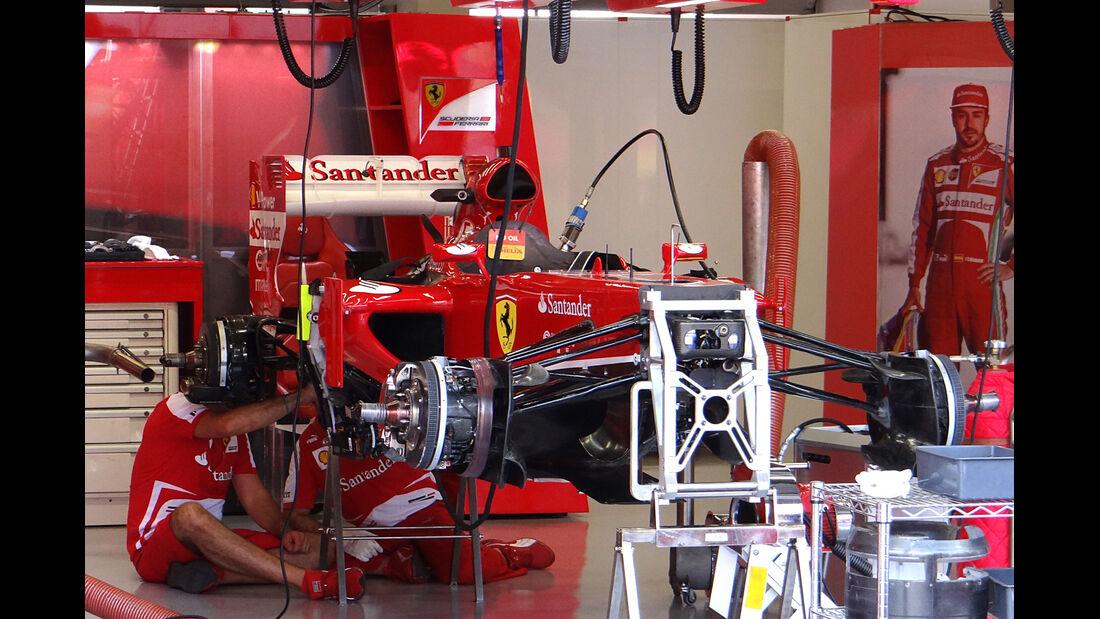 Ferrari - Formel 1 - GP Singapur - 19. September 2013