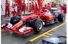 Ferrari - Formel 1 - GP Singapur - 2. Oktober 2014