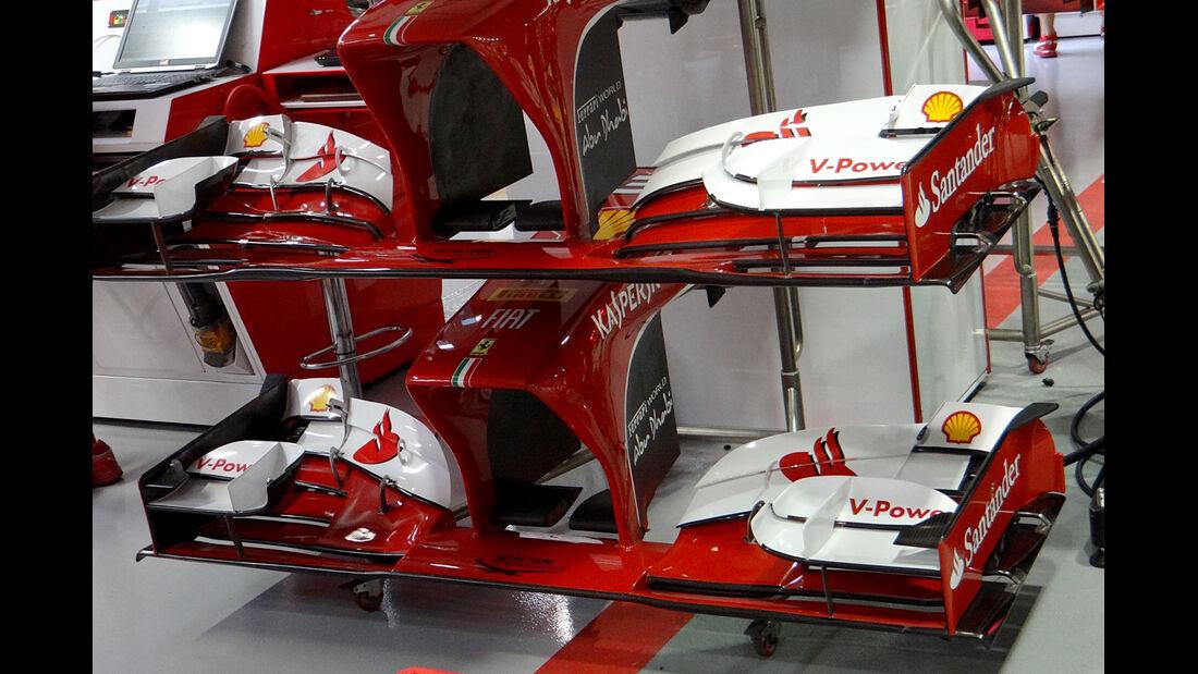 Ferrari - Formel 1 - GP Singapur - 20. September 2013