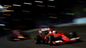 Ferrari - Formel 1 - GP Singapur 2015