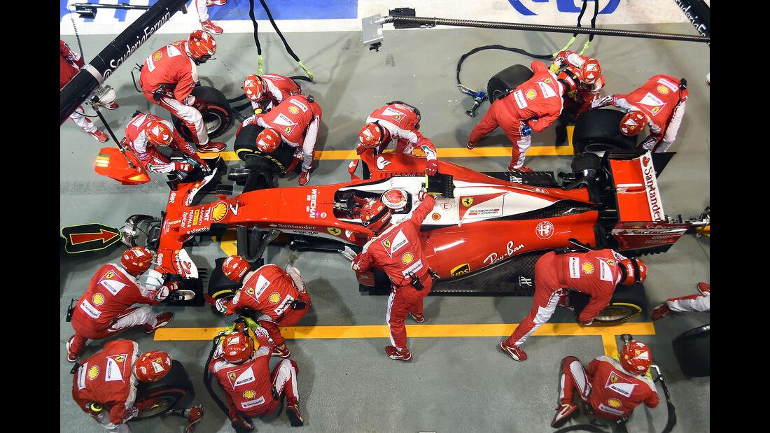 Ferrari - Formel 1 - GP Singapur - 2016