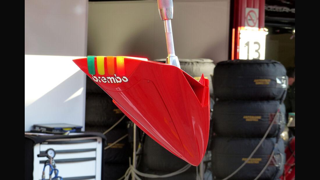 Ferrari - Formel 1 - GP Spanien - Barcelona - 9. Mai 2014