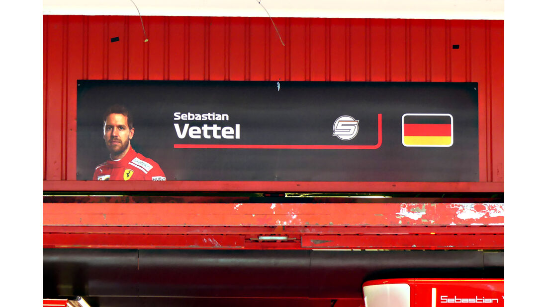 Ferrari - Formel 1 - GP Spanien - Barcelona - 9. Mai 2018