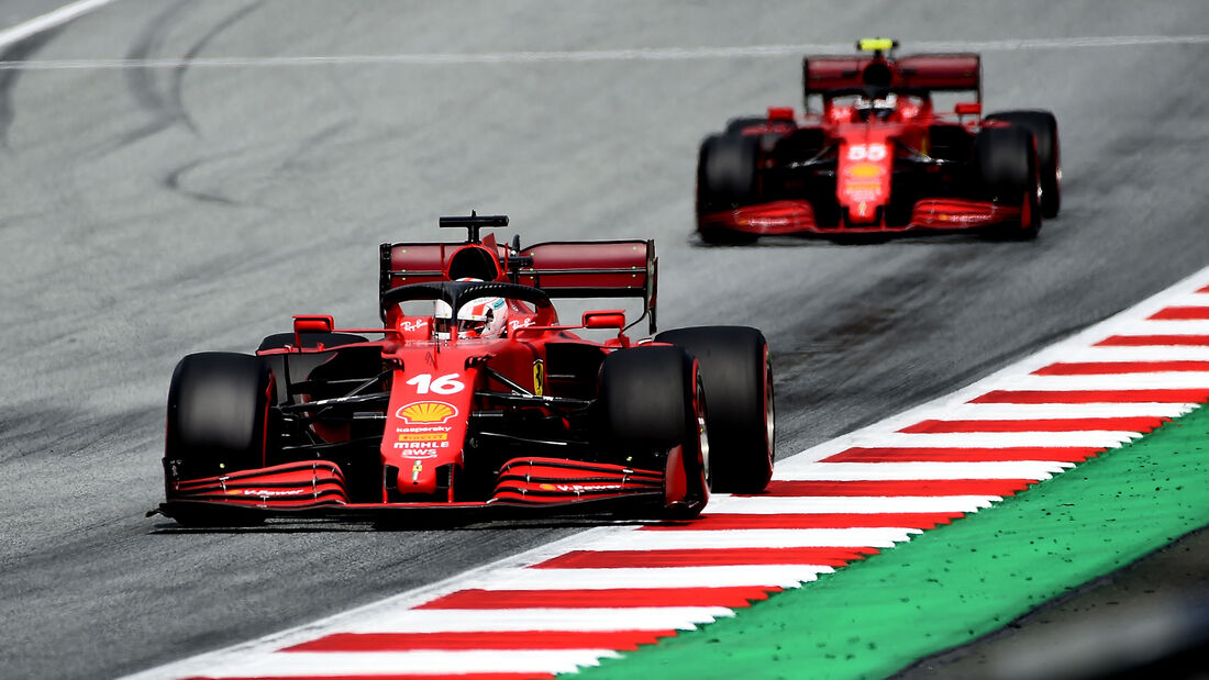Ferrari - Formel 1 - GP Steiermark - Spielberg - 2021