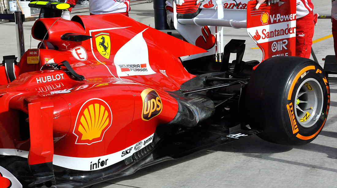 Ferrari - Formel 1 - GP USA - 14. November 2013