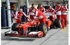Ferrari - Formel 1 - GP USA - 14. November 2013