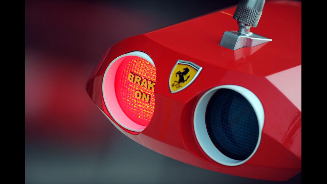 Ferrari - Formel 1 - GP USA - 15. November 2013