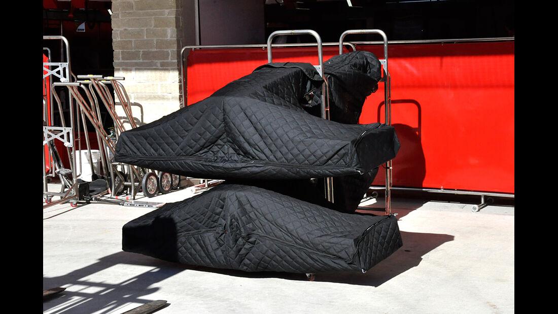 Ferrari - Formel 1 - GP USA - Austin - 13. November 2013