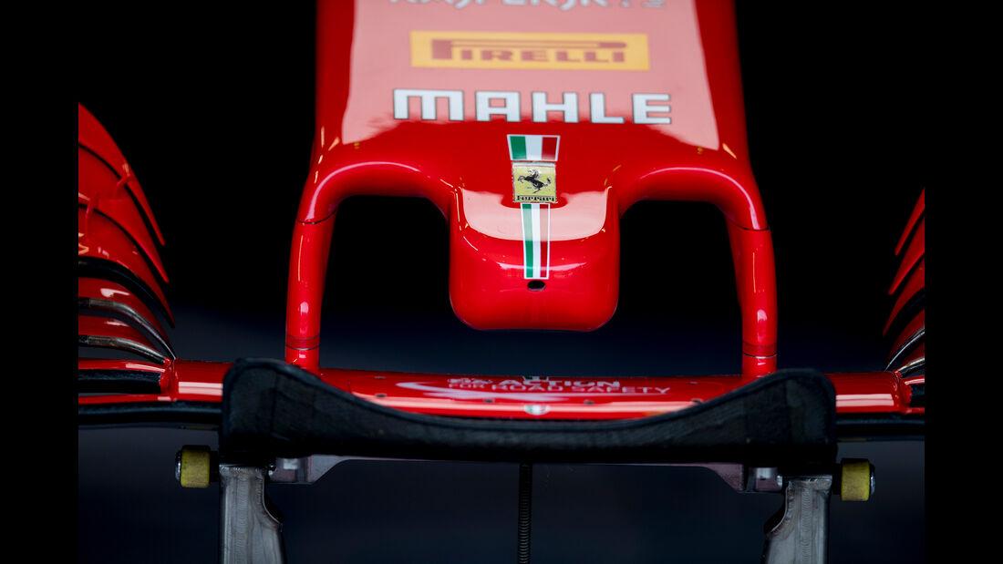 Ferrari - Formel 1 - GP USA - Austin - 20. Oktober 2018