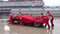 Ferrari - Formel 1 - GP USA - Austin - 23. Oktober 2015