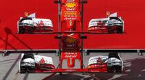 Ferrari  - Formel 1 - GP Ungarn - 20. Juli 2016