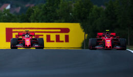 Ferrari - Formel 1 - GP Ungarn 2019
