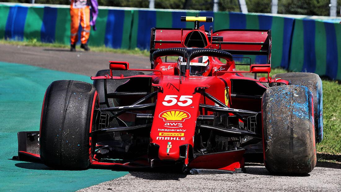 Ferrari - Formel 1 - GP Ungarn 2021