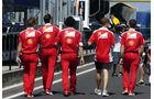 Ferrari  - Formel 1 - GP Ungarn - 21. Juli 2016